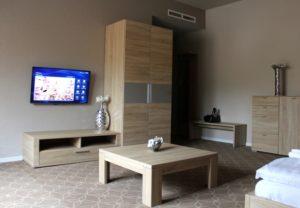 deluxe hotel szobák