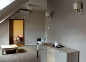 executive hotel szoba